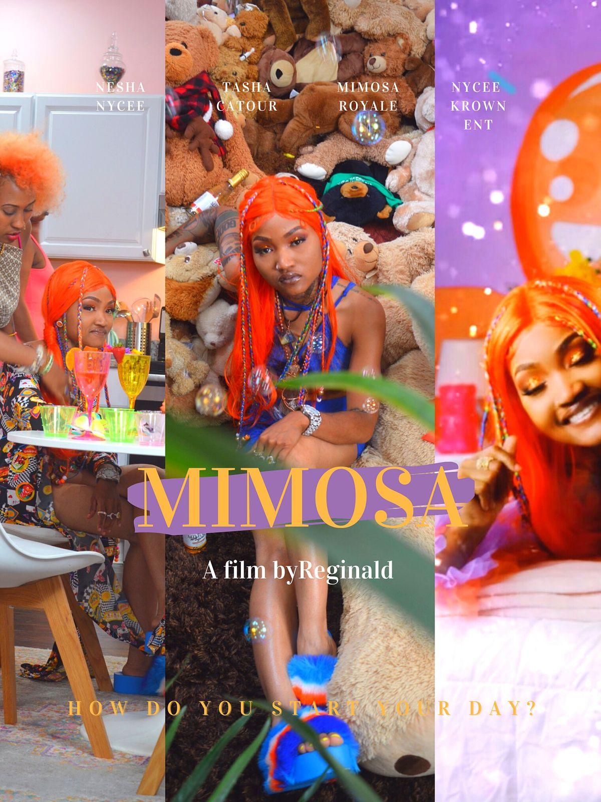 Mimosa Music Video Premiere Event