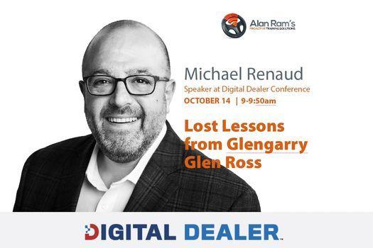 Digital Dealer   Lost Lessons from Glengarry Glen Ross