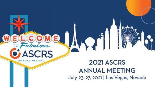2021 ASCRS ASOA ANNUAL MEETING
