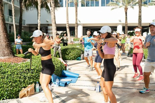 Bootcamp by STAY FIT 305-Fall Sweat Series