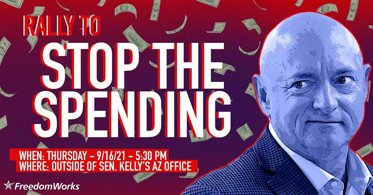 Rally to Stop the Spending