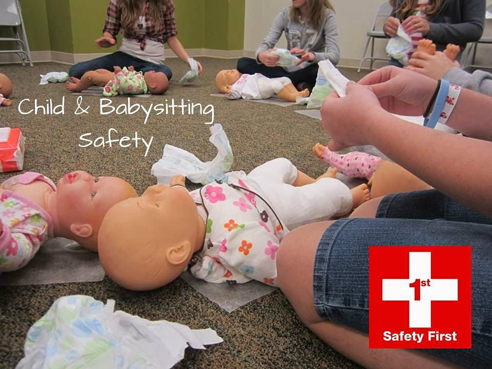 Babysitting Safety Certification Course (Blended Learning)