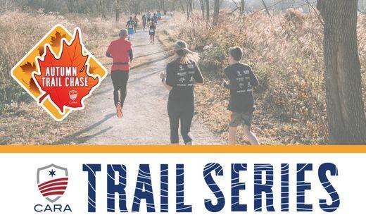 CARA Autumn Trail Chase 8k