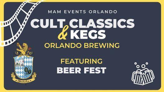 Cult Classics & Kegs: Beerfest
