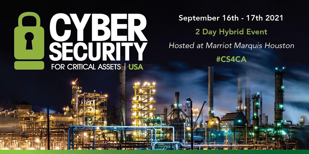 CS4CA USA   Hybrid IT\/OT Cyber Security Summit   September 16th-17th