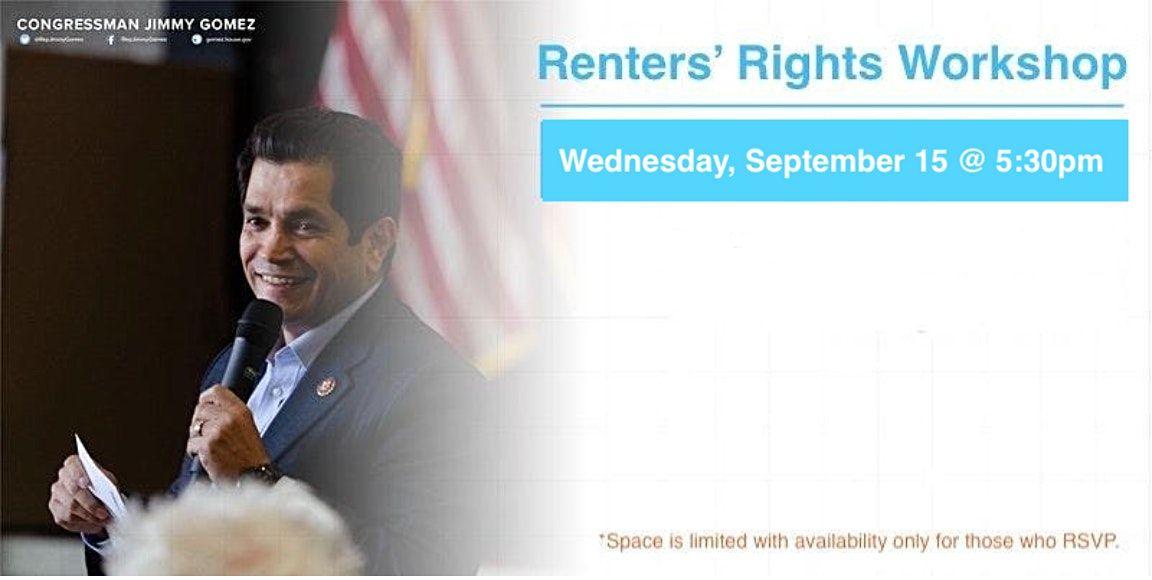 Renters' Rights Workshop