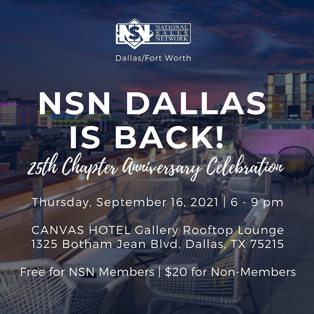 NSN Dallas is Back!