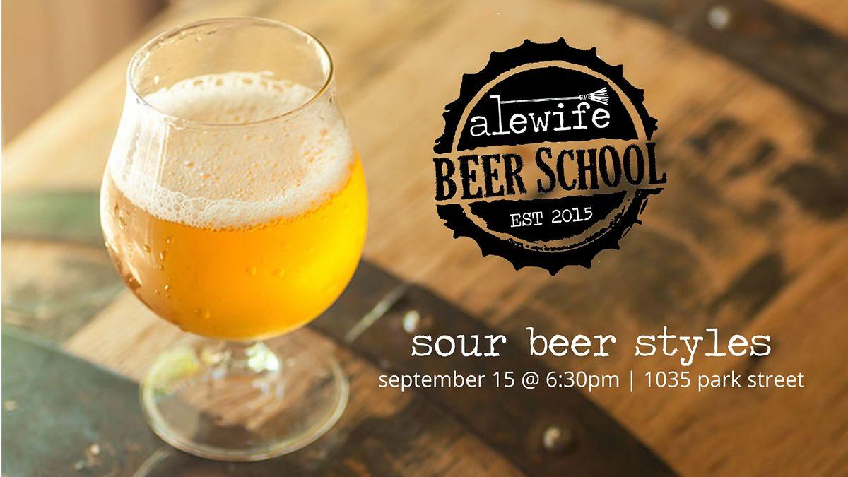 Beer School: Sour Beer Styles