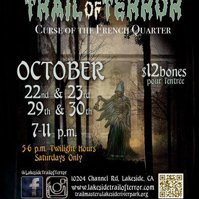 Lakeside Trail of Terror