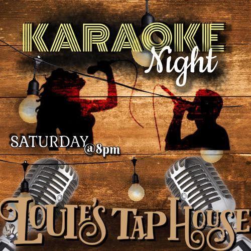 Karaoke Night & DJ Angel