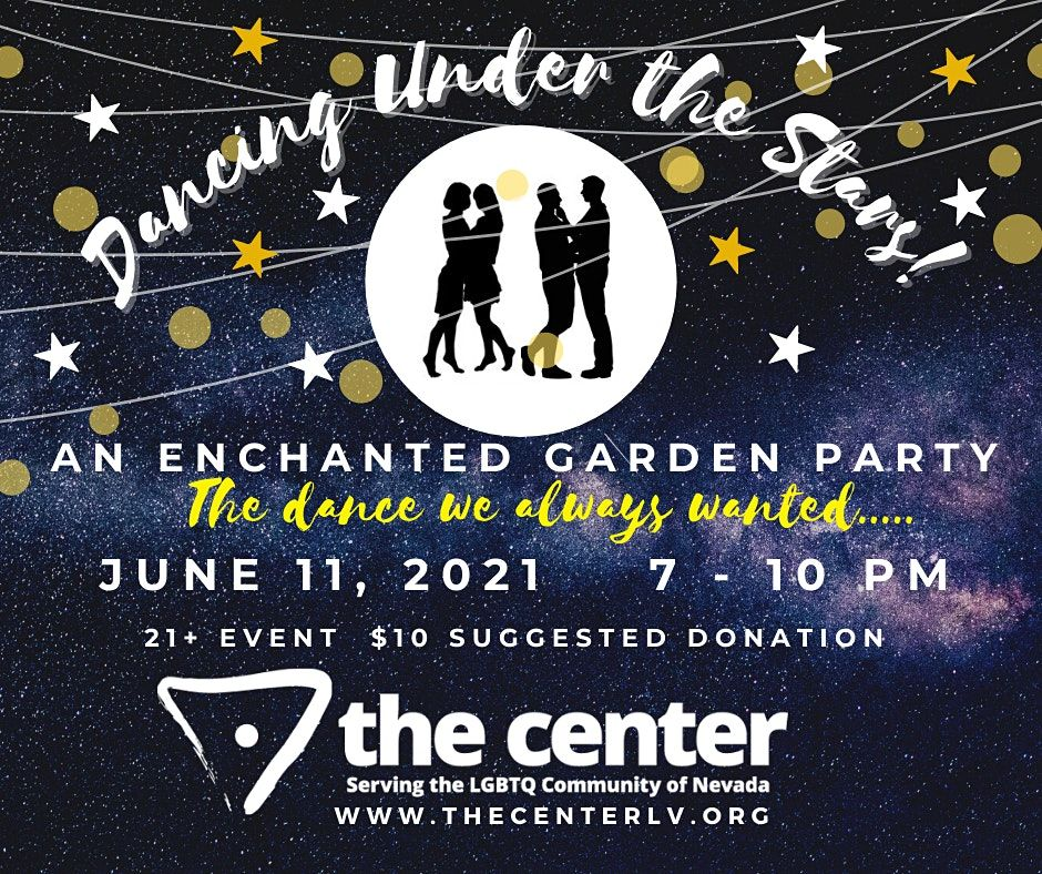 Dancing Under the Stars - The Dance You Always Wanted - Adult Prom