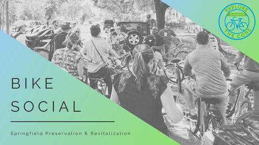 Bike Social: Springfield Visits Evergreen Cemetery