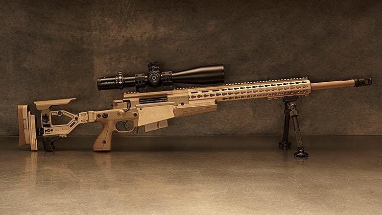 NRA Basic Rifle Shooting Course