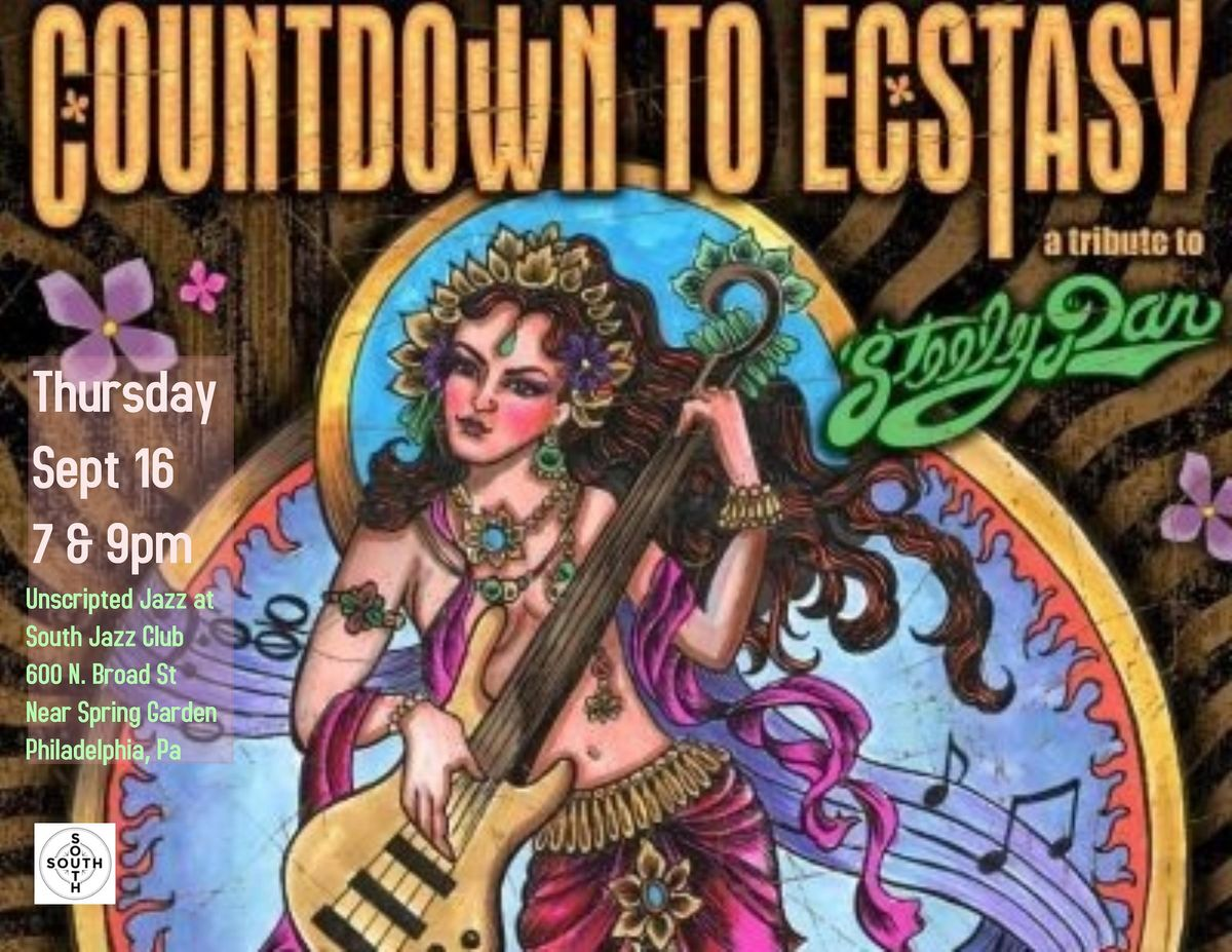 COUNTDOWN TO ECSTASY-A Tribute to STEELY DAN