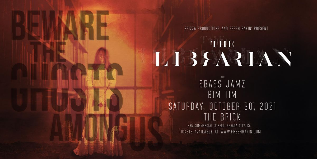 ::CANCELED:: The Librarian at The Brick