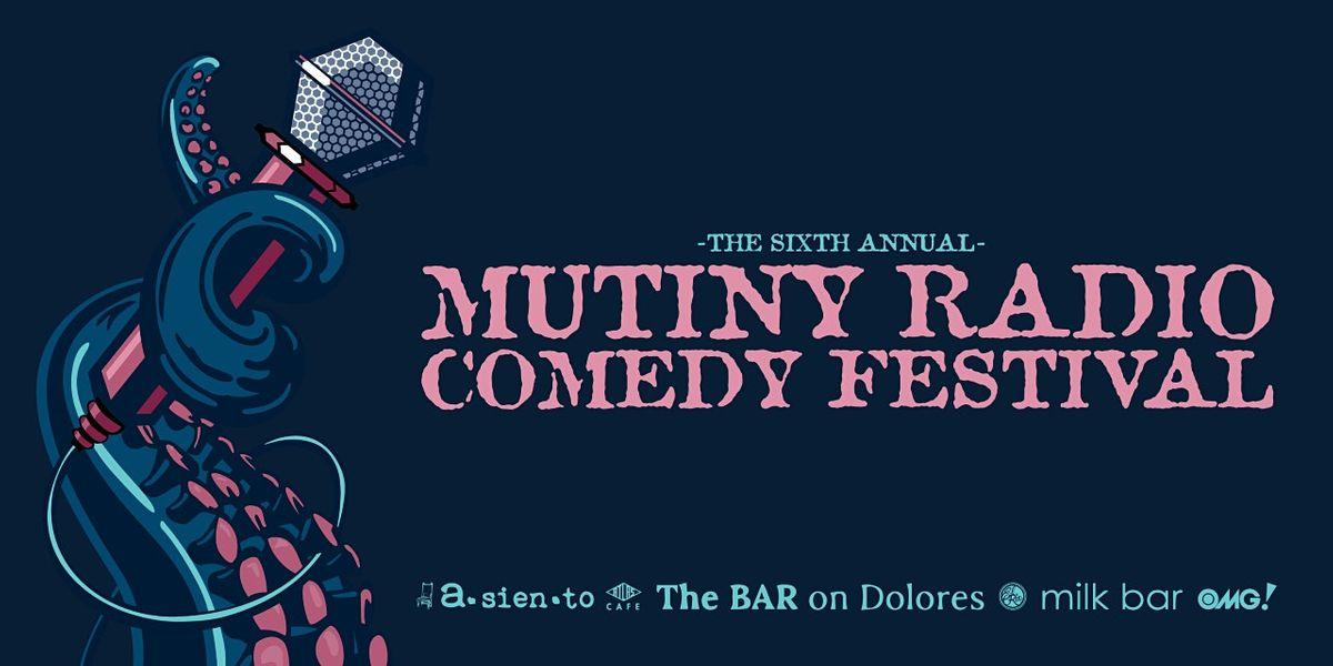 Mutiny Radio Comedy Festival El Rio w\/ Scott Capurro (early)