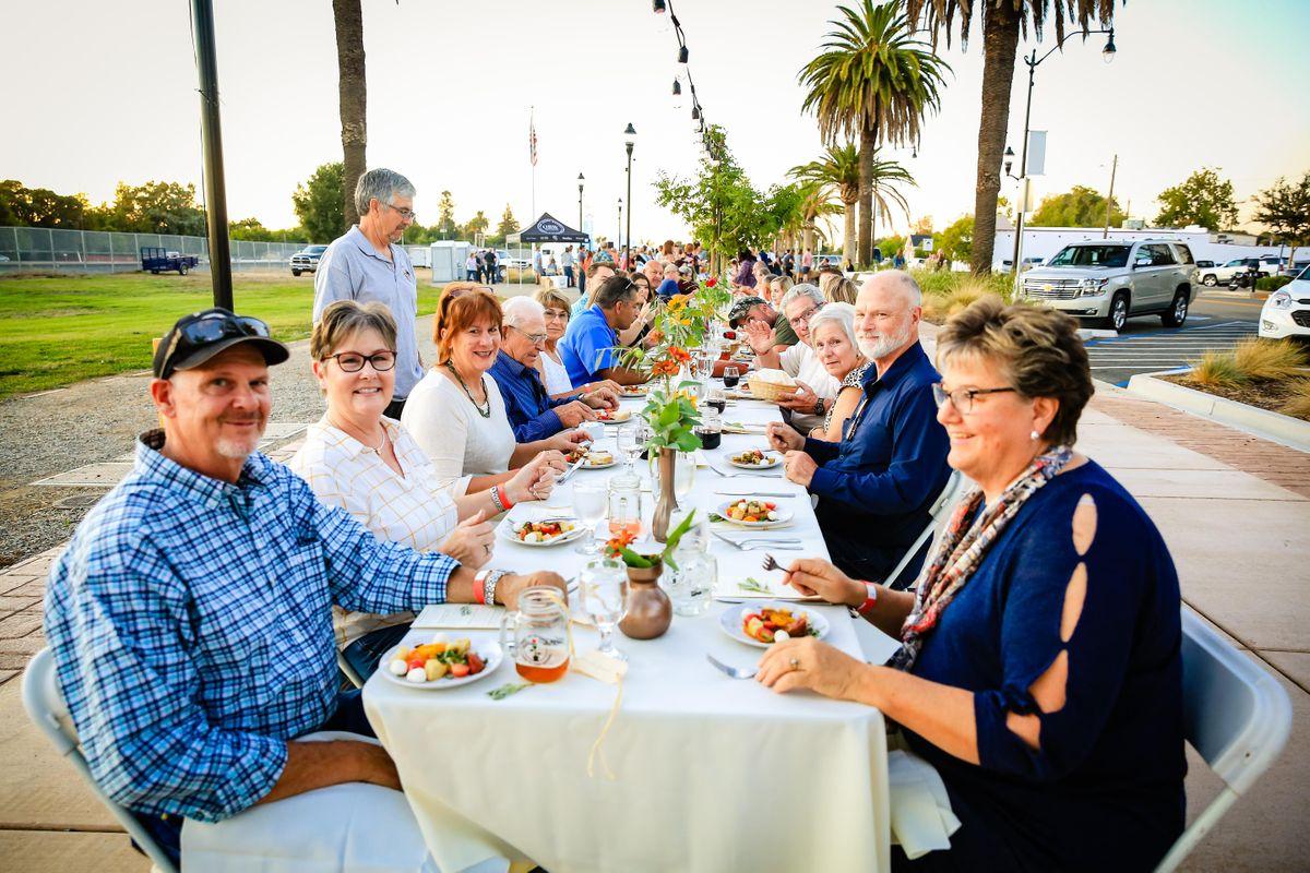 Galt Ag Boosters Farm to Fork Dinner