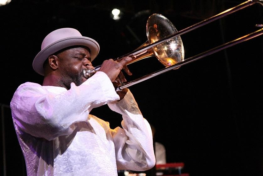 Craig Harris and Harlem Nightsongs - Guest Artist -Jay Rodriguez