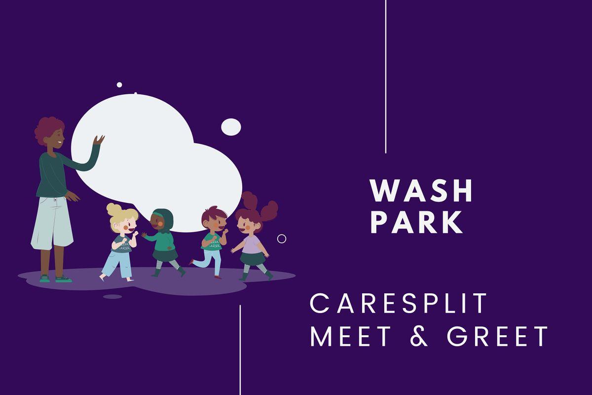 Meet the Caresplit team and hosts!