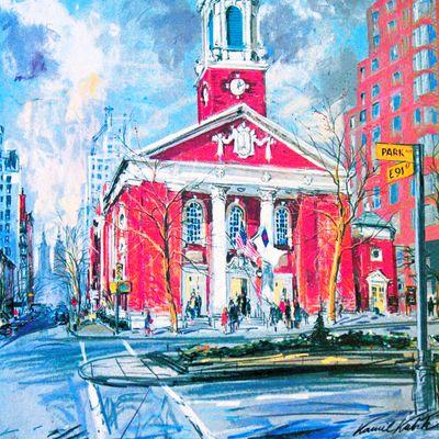The Brick Presbyterian Church