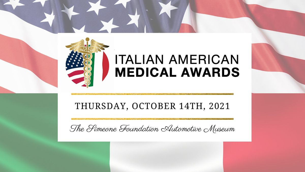 Italian American Medical Awards