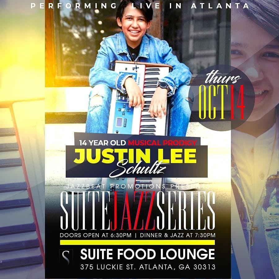 Justin Lee Schultz Live at Suite