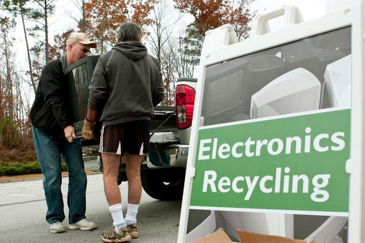 Seattle Electronics Recycling Event