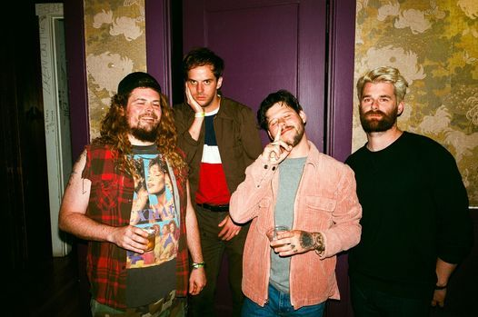Wavves, Glove at The Orpheum