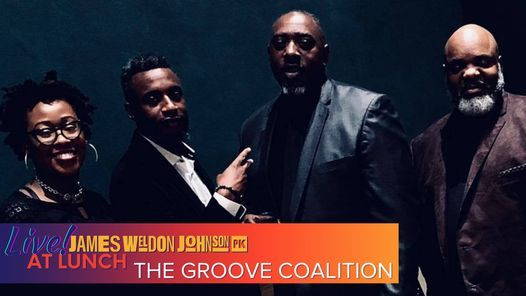 Live at Lunch with The Groove Coalition