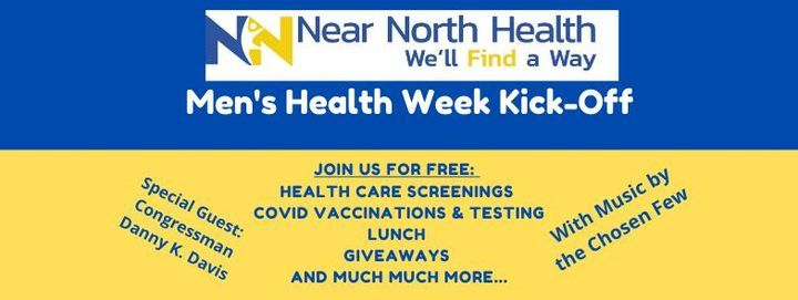 27th Annual Men's Health Week Kick Off Celebration
