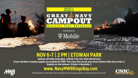 Great Navy Campout