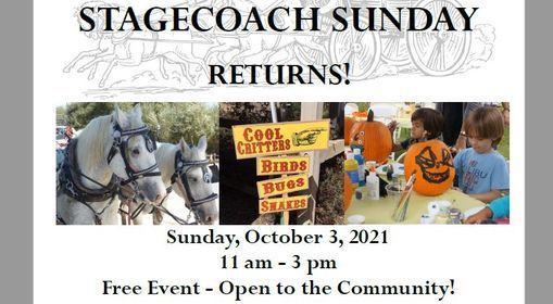 Stagecoach Sunday 2021