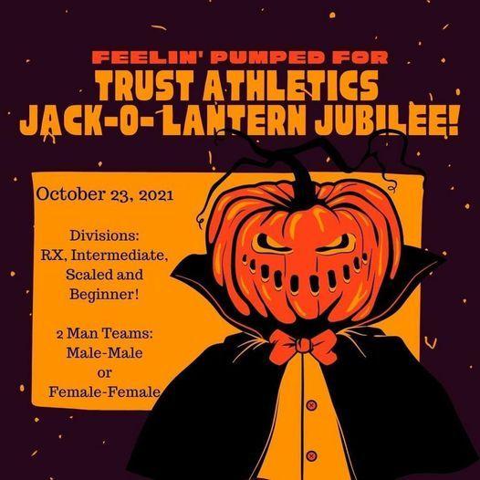 Trust Athletics Jack-O-Lantern Jubilee