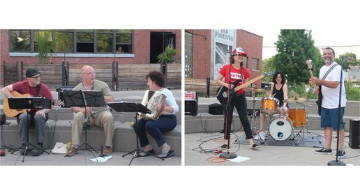Live Music: The Winnemac 3 and Rent Party