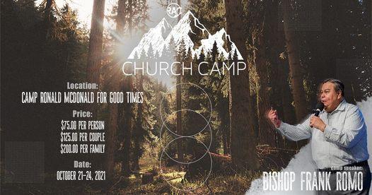RAC Church Camp 2021
