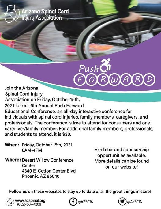 Push Forward Conference