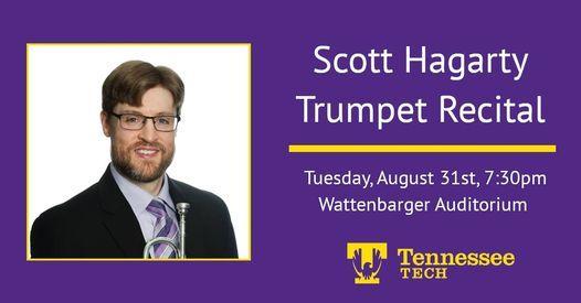 Scott Hagarty Trumpet Recital
