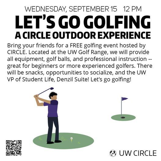 Let's Go Golfing: A CIRCLE Outdoor Experience