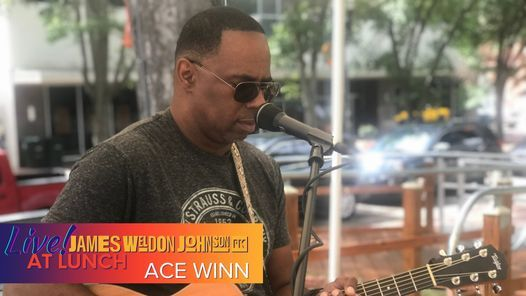 Live at Lunch with Ace Winn