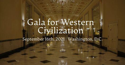 Gala for Western Civilization