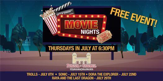 Movie Night - Dora