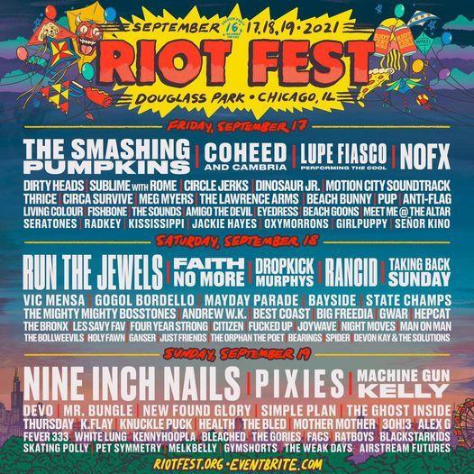 Hepcat at Riot Fest 2021