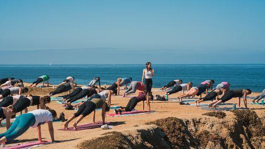 Sunset Cliffs Donation Yoga - EVERY SAT