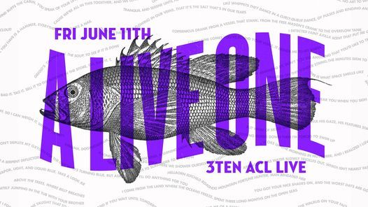A Live One: Texas' Premier Phish Tribute at 3TEN