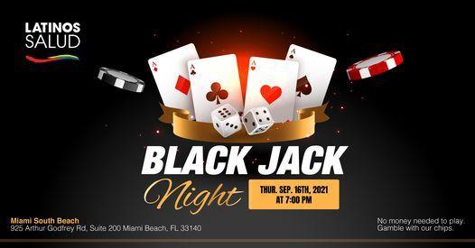 Black Jack Night