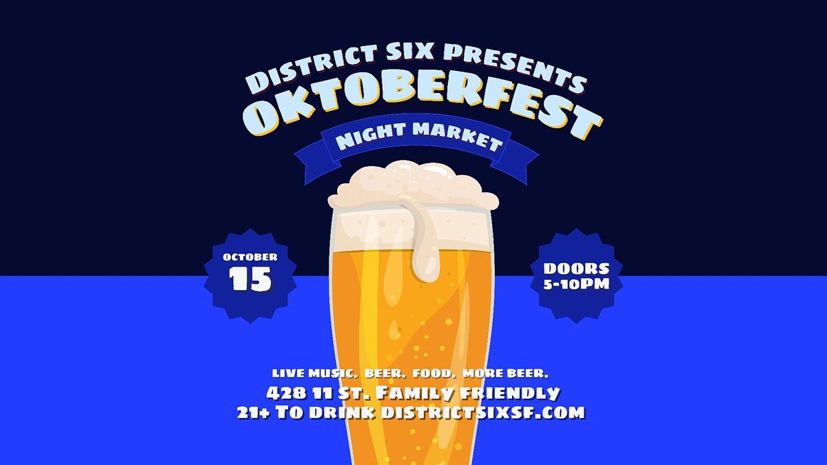 Oktoberfest Night Market