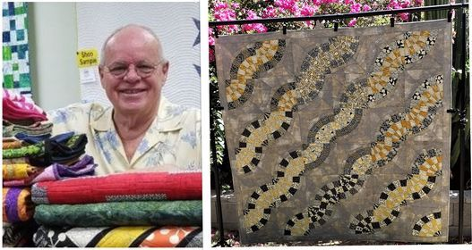 SERPENTINE QUILT CLASS AT 35TH AVE SEW AND VAC, PHOENIX