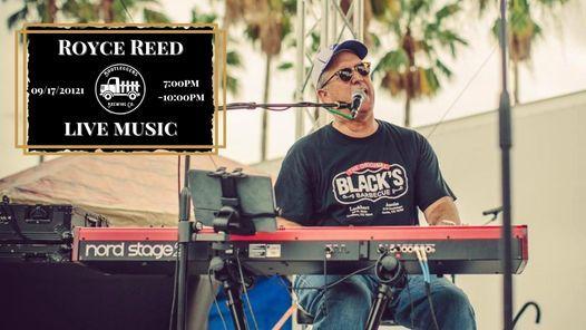 Royce Reed At Bootleggers