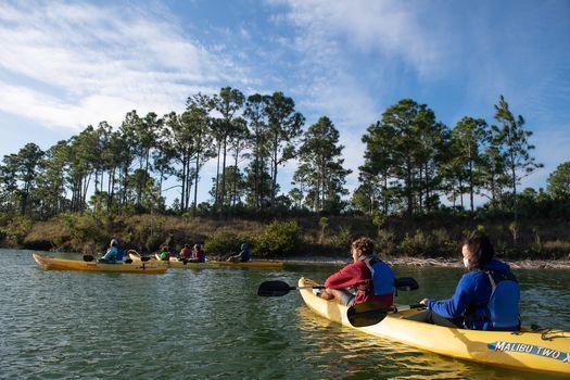 Pine Rockland Kayak Tour at Zoo MIami