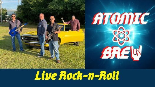 Atomic Brew at Rick\u2019s on the River